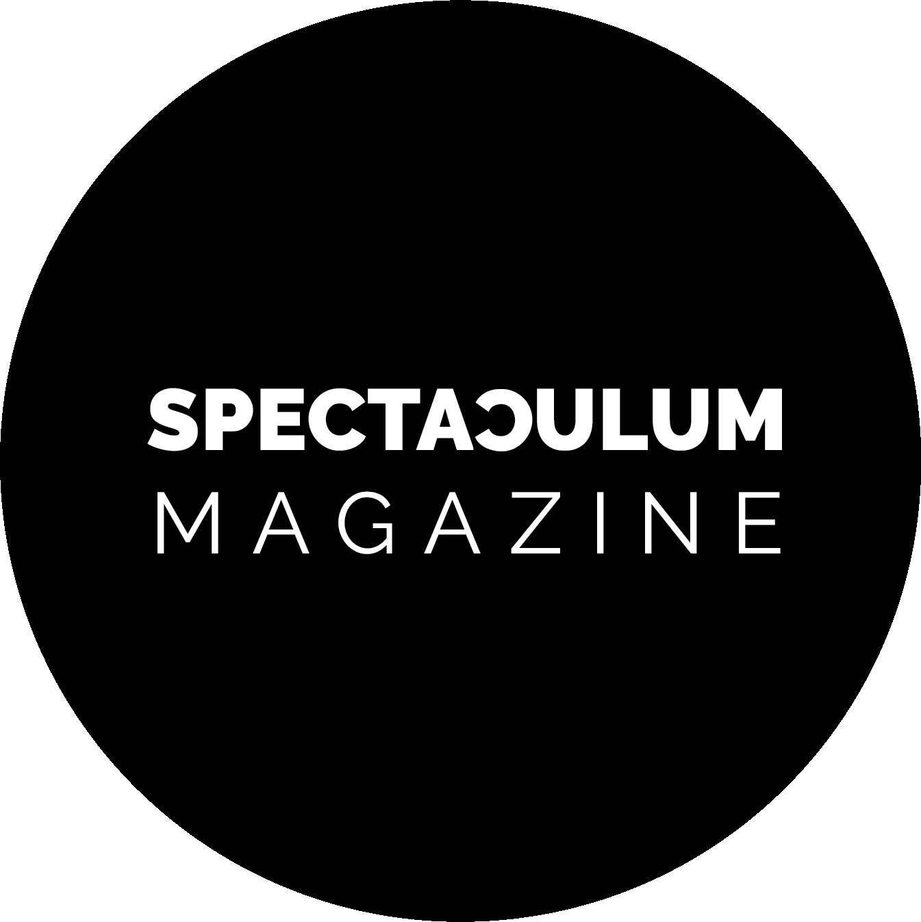 Spectaculum Magazine Logo